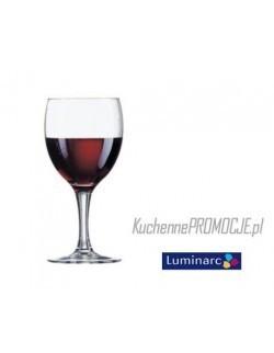 Kieliszki do wina czerwonego 240ml - komplet 3 szt. - Elegance Luminarc