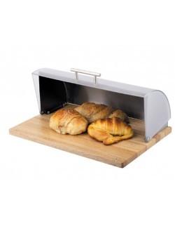 Chlebak na podstawie drewnianej