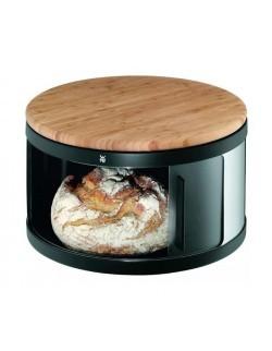 WMF - Chlebak z deską do krojenia, Gourmet