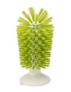 JJ - Szczotka z przyssawką, zielona, Brush-up